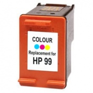 Ink Compatible for HP No 99 [C9369WA]-Colour