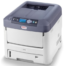 OKI C711n A4 Colour Printer, [44205404]