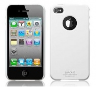 SGP iPhone 4 Cover - White