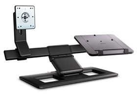 HP DISPLAY AND NOTEBOOK STAND, [AW662AA]