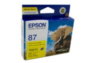 EPSON T0874 Ink Cartridge Yellow for R1900