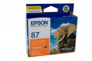 EPSON T0879 Ink Cartridge Orange for R1900