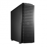 Lian Li Black PC-P80N Full Tower Chassis For HPTX Motherboards (USB3.0), [LL-PC-P80NB]