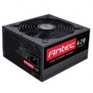 620W Antec High Current Gamer Power Supply, 80 PLUS Bronze, 135mm fan, High Current +12V rail(s), 2x PCI-E, 6x SATA, 6x Molex, [0-761345-10584-2]