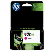 HP 920XL MAGENTA INK CD973AA for OFFICEJET 6500