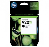 HP 920XL BLACK INK CD975AA for OFFICEJET 6500