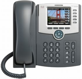 Cisco Linksys SPA525G2 5 Line Colour IP Phone, [SP...