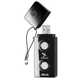 Asus Xonar-U3, USB, Turn your NB into a personal H...