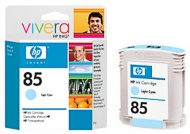 HP NO 85 LIGHT CYAN INK CARTRIDGE C9428A for HP De...