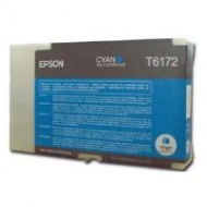 EPSON HIGH CAPACITY CYAN INK CART, [C13T617200]