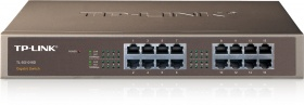 TP-Link 16 Port Gigabit Desktop/Rackmount Switch 1...