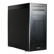 Lian Li Black PC-90 Full Tower Chassis For HPTX Motherboards (USB3), [LL-PC-90B]