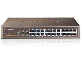 TP-LINK TL-SF1024D 24-port 10/100M Switch, 24 10/1...