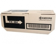 Kyocera TK-584K BLACK TONER KIT YIELD 3.5K, FOR FS...