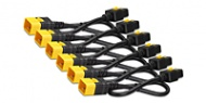 APC POWER CORD KIT 6 LOCK C19 0.6M [AP8712S]