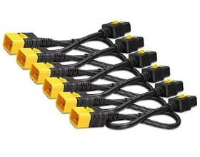 APC POWER CORD KIT 6 LOCK C19 1.2M [AP8714S]