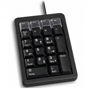 Cherry NUM KEYPAD 21 KEYS BLACK USB, [G84-4700LUCU...