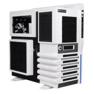 Thermaltake Level 10 GT Snow White Edition Full Tower USB 3.0 / No PSU (fits up to 37cm VGA card), [VN10006W2N]