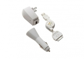Besta 3 in 1 Charger for iPhone/iPad