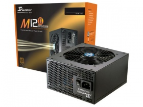 750W Seasonic M12II Bronze Modular PSU, [PSUSEAM12...