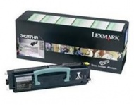 LEXMARK BLACK (RETURN PROGRAM) TONER, YIELD 2,500 ...
