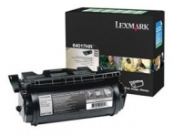 LEXMARK BLACK (RETURN PROGRAM) TONER, YIELD 21000 ...