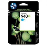 HP 940XL CYAN OJ CARTRIDGE FOR OJ PRO 8000 PRINTER...