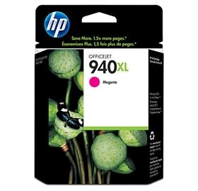 HP 940XL MAGENTA OJ CATRIDGE FOR OJ PRO 8000 (CB092A), [C4908AA]