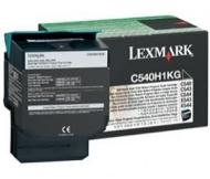 LEXMARK C54X/X54X BLACK HIGH YIELD RET PRG TONER [...