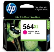 HP 564XL MAGENTA INK CARTRIDGE, [CB324WA]