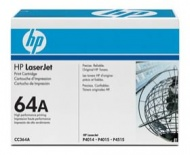 HP LASER JET 10K BLACK TONER CARTRIDGE, [CC364A]