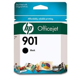 HP OFFICE JET 901 BLACK INK CARTRIDGE, [CC653AA]