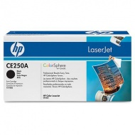 HP BLACK CARTRIDGE FOR CP3520/CM3530, [CE250A]