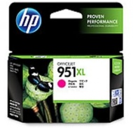 HP 951XL MAGENTA OFFICEJET INK CARTRIDGE, [CN047AA...