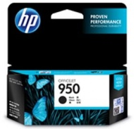 HP 950 BLACK OFFICEJET INK CARTRIDGE, [CN049AA]
