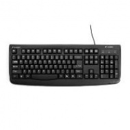 Kensington Pro Fit Washable Keyboard USB made of a...