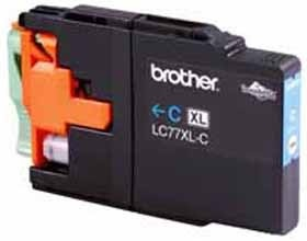 Brother CYAN LC77XLC for MFC-J6510DW/J6710DW/J6910...