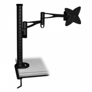 Brateck Full Motion Desk Mount [BT-LCDT6-BK]