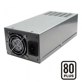 600W Seasonic SS-600H2U Active PFC 80+  Power Supp...