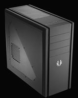 BitFenix SHINOBI XL-Window Tower Case, USB3.0 & Super Charge 2.5A USB Port, 2x 230mm & 1x 120mm Fans Included, 9x PCI Slots