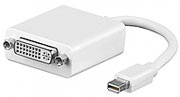 Converter: Mini DisplayPort (Male) to DVI (Female) Cable Converter - 15cm, Passive Type