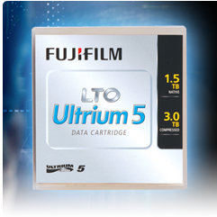 FUJIFILM LTO5 - 1.5/3.0TB  DATA CARTRIDGE