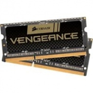 16GB Corsair Vengeance (2x8GB) DDR3 1600MHz CL10 Unbuffered SODIMM Memory for 2nd Generation Intel Core™ i5 and i7notebooks.