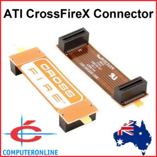 ATI Crossfire Bridge 2-Way cards between 6cm