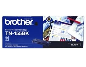 Brother BLK TONER HIGH YIELD TONER TN155BK FOR HL4...