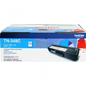 BROTHER TN348 High Yield Cyan Laser Toner for HL41...