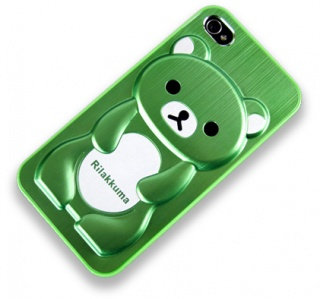 VIVA iPhone 4 / 4S Case - Green