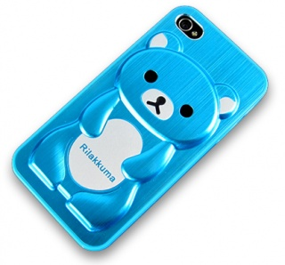 VIVA iPhone 4 / 4S Case - Blue