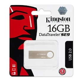 16GB Kingston USB 2.0 DataTraveler SE9 (Champagne)...