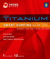TM Titanium Smart Surfing for PC  2011 1U 12mo OEM...